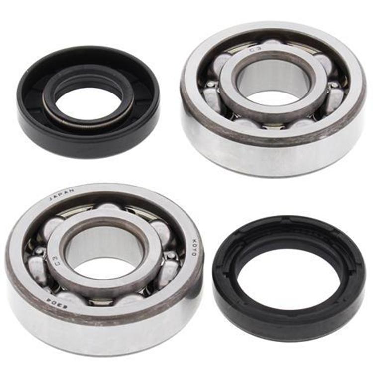 Crankshaft bearing and seal kit For 1993 Yamaha RT100~All Balls 24-1063