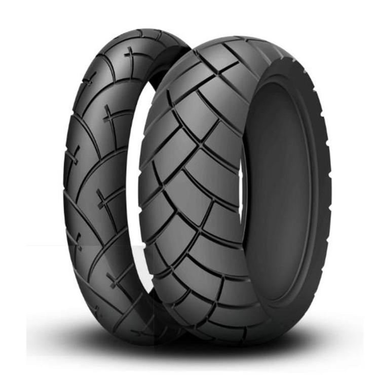 90//90B21 /& 150//70B17 Kenda K678 Big Block Paver Front /& Rear Tire Set