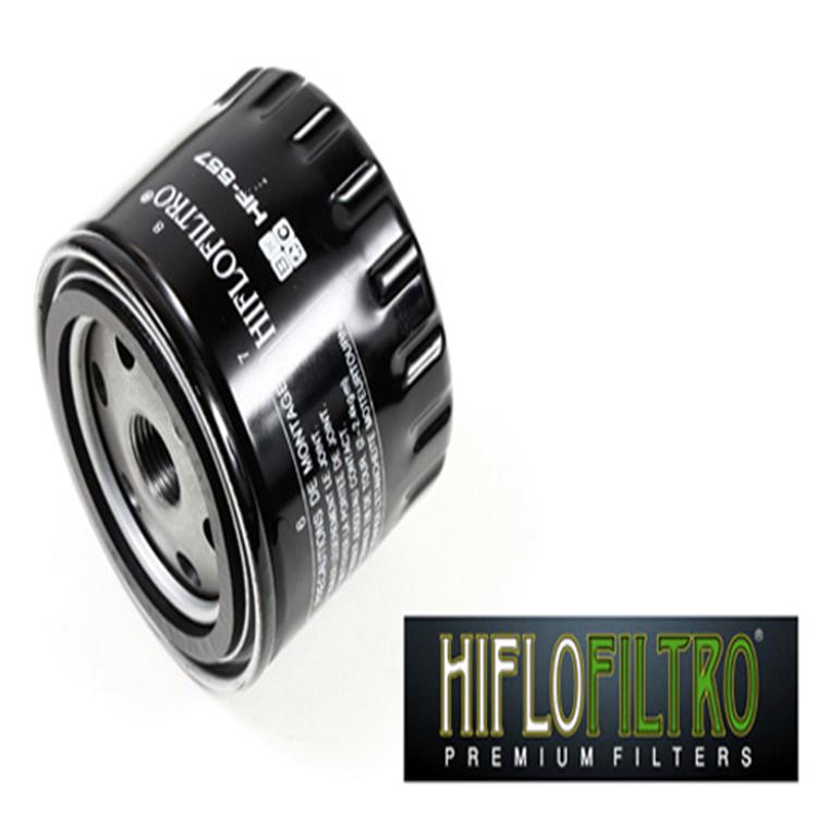 Oil Filter For 2003 Bombardier Traxter 500 4x4 Auto XT ATV~Hiflofiltro HF557