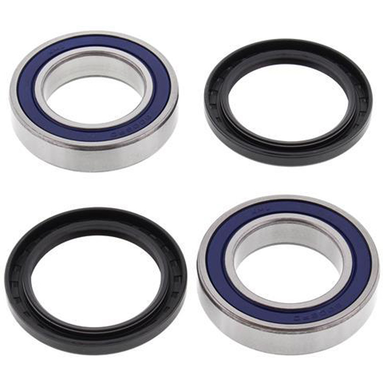 Suzuki LT-Z400 ATV Bearings /& Seals Kit Both Sides Front Wheels 2003-2009