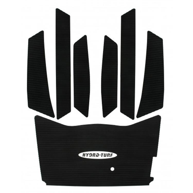 Hydro-Turf HTVX1 PSA Black Custom Pad Kit Yamaha VXS VXR VX Sport//Deluxe 10-up
