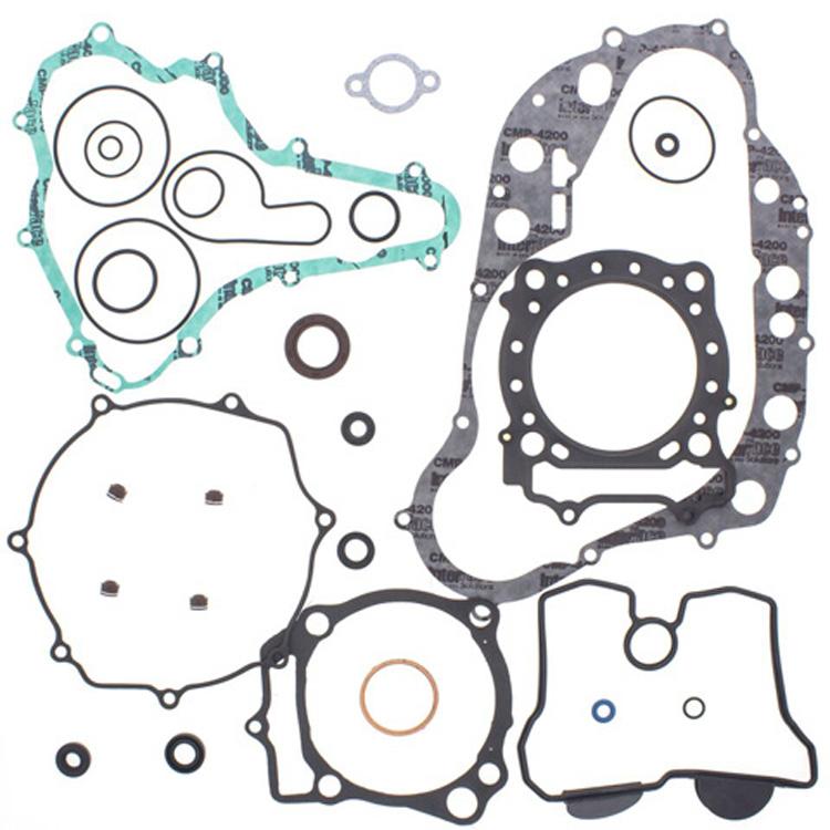 Gasket Set with Oil Seals For 2007 Suzuki LT-F250 Ozark ATV~Winderosa 811886