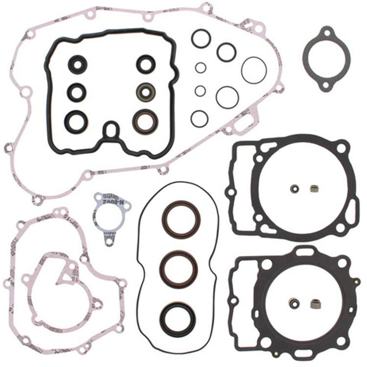 Complete Gasket Set with Oil Seals For 2009 KTM 85 XC~Winderosa 811315